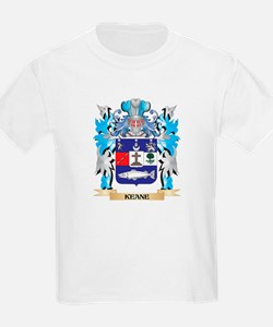 Keane Coat of Arms - Family Cres T-Shirt