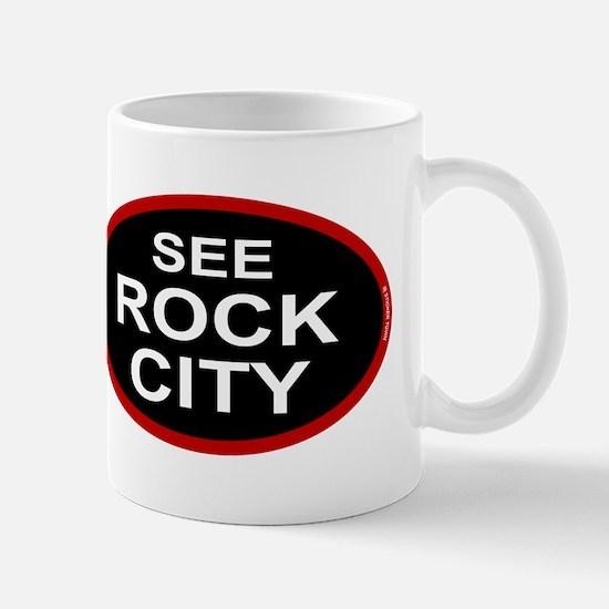 See Rock City Mug