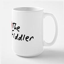 """""""I Love The Fiddler"""" Mug"""