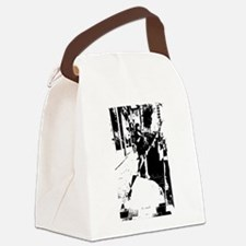 legs work Canvas Lunch Bag