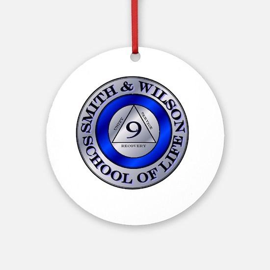 Smith&Wilson 9 Ornament (Round)