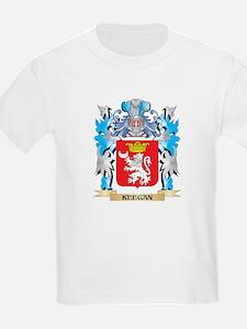 Keegan Coat of Arms - F T-Shirt