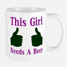 Cute This guy needs a beer Mug