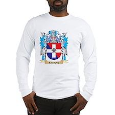 Keenan Coat of Arms - Family C Long Sleeve T-Shirt