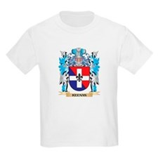Keenan Coat of Arms - Family Crest T-Shirt