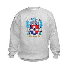 Keenan Coat of Arms - Family Crest Sweatshirt