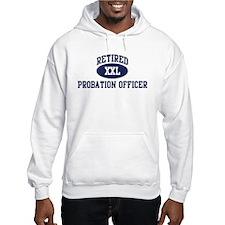 Retired Probation Officer Jumper Hoody