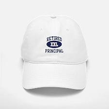 Retired Principal Baseball Baseball Cap