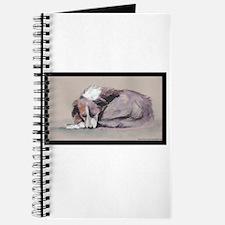 Sleeping Collie Journal
