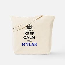 Cute Mylar Tote Bag