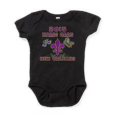 mardi1032015dark.png Baby Bodysuit