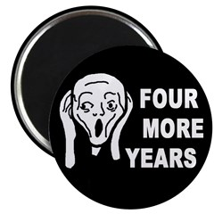 Four More Years (Magnet)