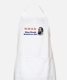 What Would STONEWALL Do BBQ Apron