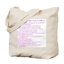 You grew up in the 80s if Tote Bag