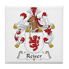 Reiser Tile Coaster