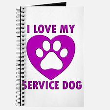 SERVICE DOG Journal