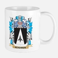 Kendrick Coat of Arms - Family Crest Mugs