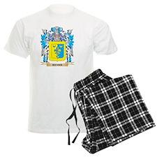 Kenna Coat of Arms - Family C Pajamas