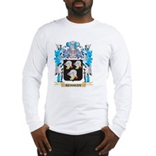 Kennedy Coat of Arms - Family Long Sleeve T-Shirt