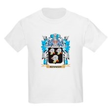 Kennedy Coat of Arms - Family Crest T-Shirt