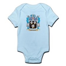 Kennedy Coat of Arms - Family Crest Body Suit