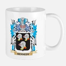 Kennedy Coat of Arms - Family Crest Mugs