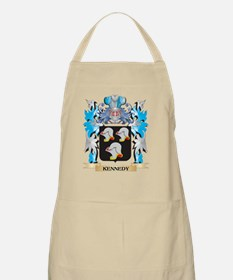 Kennedy Coat of Arms - Family Crest Apron
