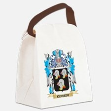 Kennedy Coat of Arms - Family Cre Canvas Lunch Bag