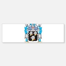 Kennedy Coat of Arms - Family Crest Bumper Bumper Bumper Sticker