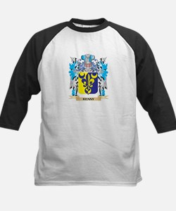 Kenny Coat of Arms - Family Crest Baseball Jersey