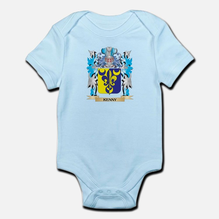 Kenny Coat of Arms - Family Crest Body Suit