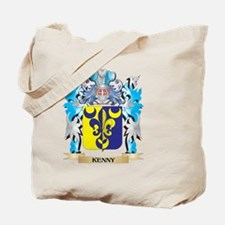 Kenny Coat of Arms - Family Crest Tote Bag