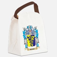 Kenny Coat of Arms - Family Crest Canvas Lunch Bag