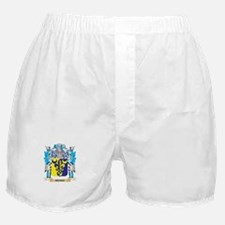 Kenny Coat of Arms - Family Crest Boxer Shorts