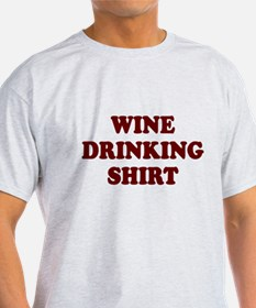 Wink Drinking T-Shirt