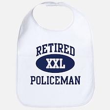Retired Policeman Bib