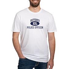 Retired Police Officer Shirt