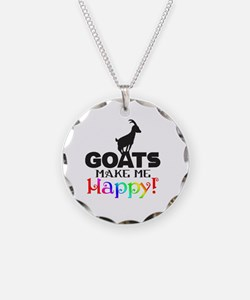 GOATS Make me Happy Necklace