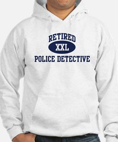 Retired Police Detective Hoodie