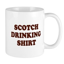 Scotch Drinking Mug
