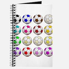 Soccer Balls Journal