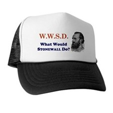 What Would STONEWALL Do Trucker Hat