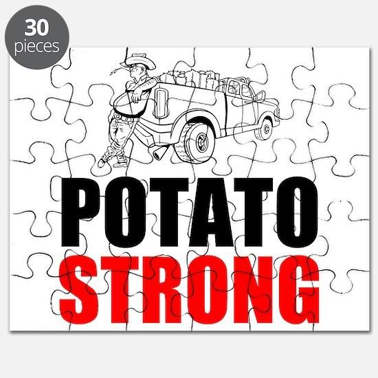 Potato Strong Puzzle