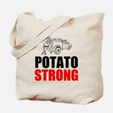 Potato Strong Tote Bag