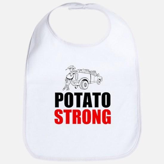 Potato Strong Bib