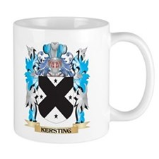 Kersting Coat of Arms - Family Crest Mugs