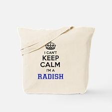 Cute Radish Tote Bag