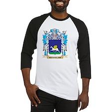 Kesseler Coat of Arms - Family Cre Baseball Jersey