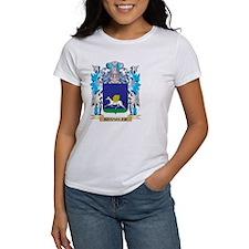 Kesseler Coat of Arms - Family Crest T-Shirt