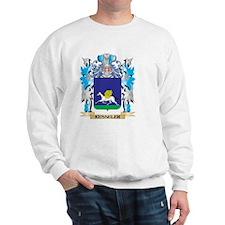Kesseler Coat of Arms - Family Crest Sweatshirt